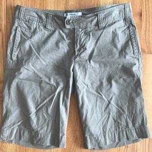 Gap Favorite Khaki Bermuda Shorts